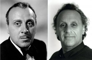 George Coulouris played by David Coon