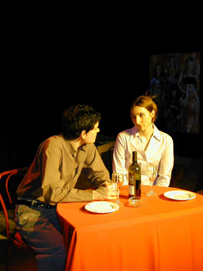 Paul Nugent (Tony) and Anna Olson [Nugent] (Theresa Bedell)