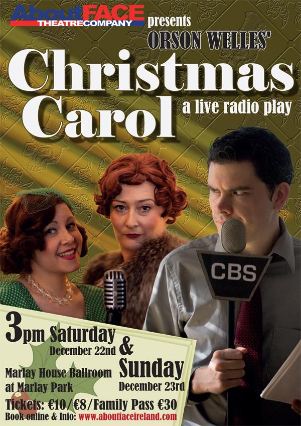 Orson Welles' Christmas Carol: A Live Radio Play