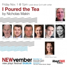 AboutFACE NEWvember 2019 I Poured the Tea